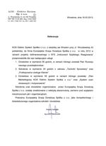 KOS ELEKTRO SYSTEM SP. ZO.O.